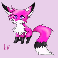 Morphie the Fox by KalineReine
