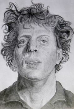 Philip Glass by veronikeehl