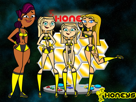 Total Drama Honey's - Commission by EvaHeartsYou