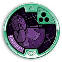 Arachnia Medal by Whisbaba