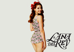 Lana Del Rey Wallpaper by Mannnequiin