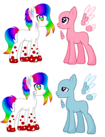 Breedable Sugar Rush {Open} by xPixels-Puff-Adoptsx