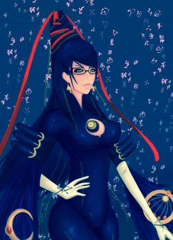 Bayonetta Again by lampies22