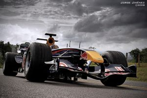 Red Bull Racing F1 by 6th-gear