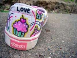 Sugar Shoes Now by marywinkler
