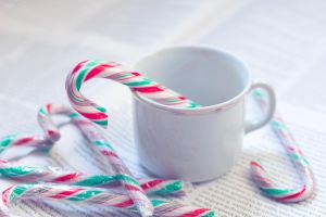 Candy canes by Pamba