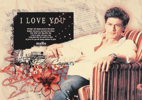 SRK THE KING by miralkhan