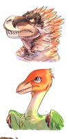 Dinobirbs by WindFlite