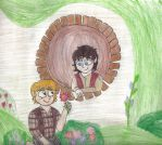 A Present for Frodo by Catatouille101