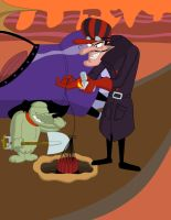 VW - Dastardly and Muttley by madfather