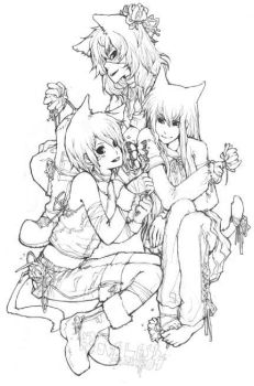 Loveless- lineart by Salice-is-an-idiot