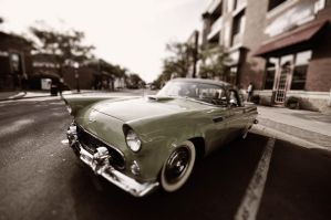 toy T-bird by theCrow65