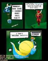 FAnGFT-Shovel Knight's Impossible Boss by dantiscus