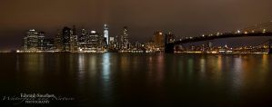 New York City Skyline by esphotoz