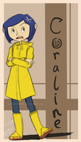 Coraline Jones by lazyperson202