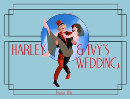 Harley and Ivy Married by KerrithJohnson