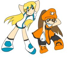 millia and may paswg style by LoMXD