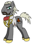 Earth Pony Galcian by Sephiroth7734