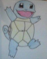 Squirtle by chile3456
