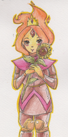 Sunflower - Flame Queen by Kasugaxoxo
