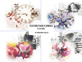 Texture Pack Flowers #1 by huruekrn-ackles