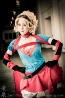 Steampunk Supergirl 1.0 (2014) by greentealolz