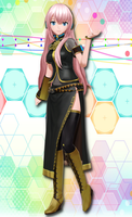 [Imitation X] Default Luka [Download] by FlyingSpirits-P
