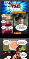 AT:Chuck Norris Talking About Breakout page 1 by yefta03