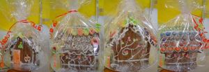 Gingerbread House 2006 by Mamath