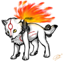 Little Ammy by LoveBobu