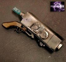 Salvaged D-Box Pistol from Paradox (85%) by LandgraveCustoms
