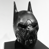Batman Helmet by KangJason
