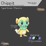 Chippit by tjmoonstudios