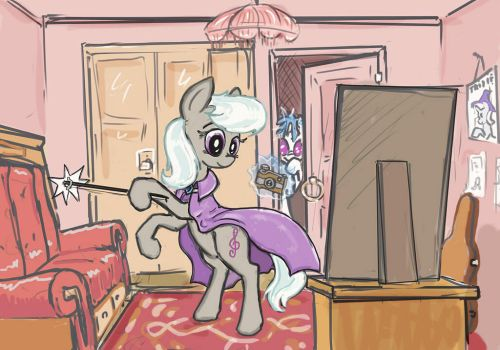 The Great and Powerful Tavi by Ulyanovetz