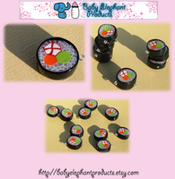 .: Sushi Charms :. by moofestgirl