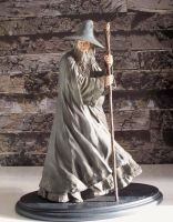 Weta Hobbit Gandalf The Grey 1/6 Statue 1 by Minas-Tirith-Hakan