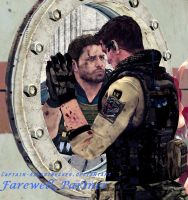 Farewell, Partner by Captain-AlbertWesker