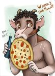 Where's The Pizza?! by AokiBengal