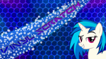 Vinyl Scratch Wallpaper 10 by JamesG2498