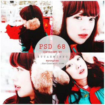 PSD 68 - Passion Red By Ettaeminho by myungtae