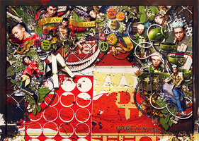 130819 BIGBANG 7th Anniversary by YUWEI2304