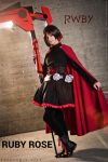 Ruby Rose - RWBY by Shirokii