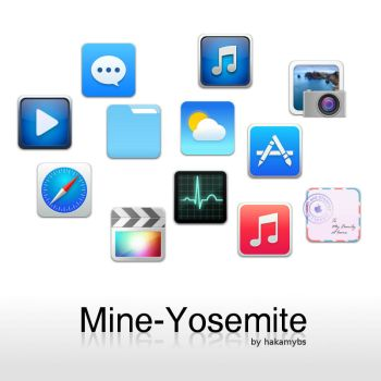Mine-icon-themes by hakamybs