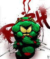Raphael by zen-like