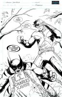 Wolverine Death Blows Pg 01 by Pigbert