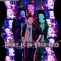 Home Is In Your Eyes by justjonasswiftlovato