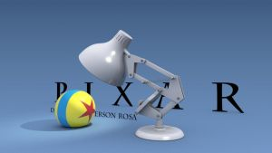 Pixar Lamp by iemersonrosa