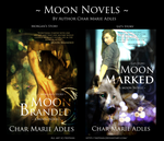 Moon Novels: Newest Books by Nephan