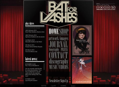 Bat for Lashes by CrimsonStar6