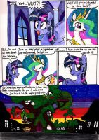 Twilight and the Big City Page 1 by newyorkx3